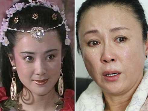 Đát Kỷ phim Phong Thần Bảng: Tù tội ở tuổi 52, nhan sắc lão hóa, già nua gây xót xa