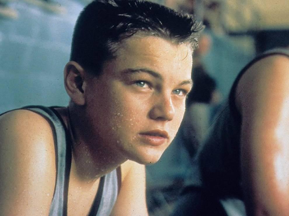 Ngoại hình Leonardo DiCaprio thay đổi ra sao sau gần 40 năm?-4