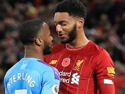 Sterling bị loại khỏi tuyển Anh vì xô xát với cầu thủ Liverpool