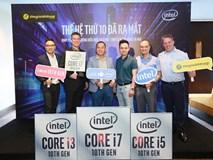 Thế Giới Di Động 'bắt tay' Intel khuấy động thị trường laptop với Core i thế hệ 10