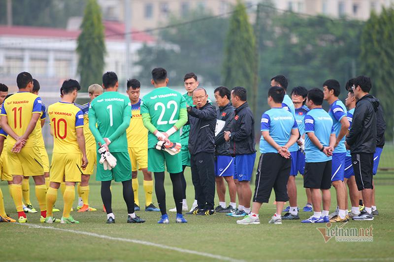 Thầy Park ban lệnh đặc biệt trước khi đấu UAE, Thái Lan-1