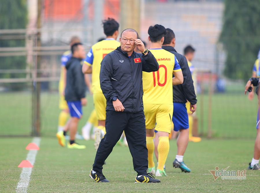 Thầy Park ban lệnh đặc biệt trước khi đấu UAE, Thái Lan-2