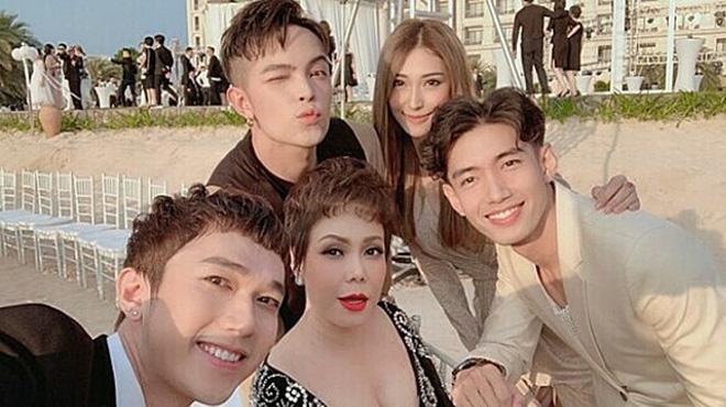 Suốt 2 năm không dự tiệc cưới đồng nghiệp, vì sao Việt Hương lại tới Phú Quốc chúc mừng Đông Nhi?-2