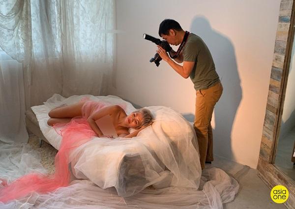 Những lần xúc động của nhiếp ảnh gia 13 năm chụp ảnh khỏa thân-2