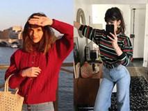 Không thể kìm lòng trước 5 cách diện áo len đẹp muốn xỉu của phụ nữ Pháp