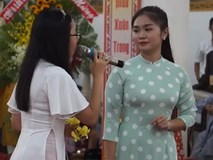 Phương Mỹ Chi song ca 'Sầu đâu quê ngoại' với Thiện Nhân