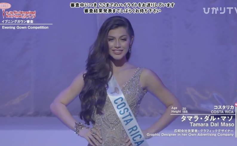 Người đẹp Thái Lan đăng quang Hoa hậu Quốc tế 2019, Tường San dừng chân top 8-6