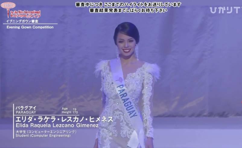 Người đẹp Thái Lan đăng quang Hoa hậu Quốc tế 2019, Tường San dừng chân top 8-8