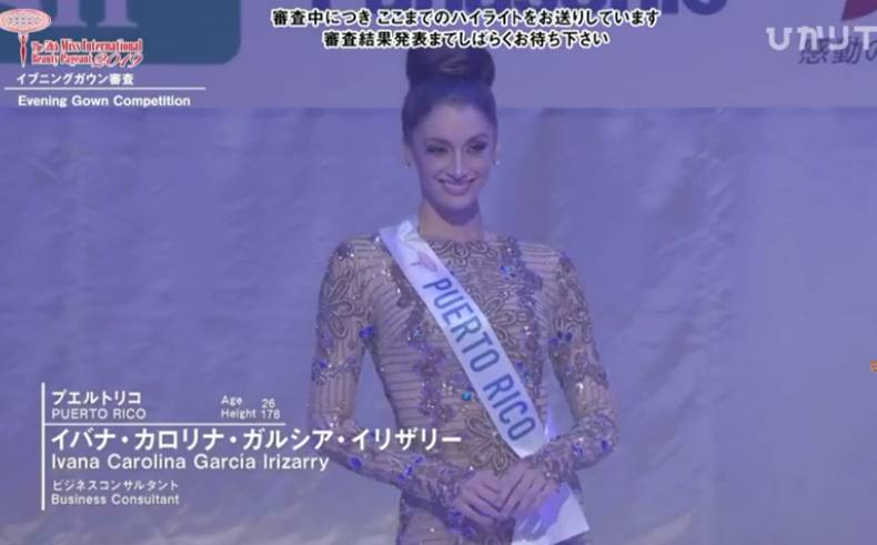 Người đẹp Thái Lan đăng quang Hoa hậu Quốc tế 2019, Tường San dừng chân top 8-9