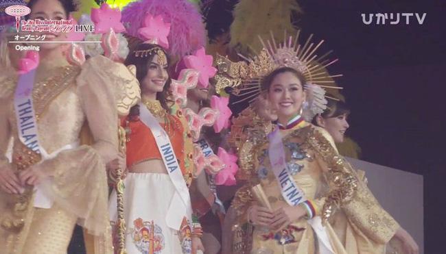 Người đẹp Thái Lan đăng quang Hoa hậu Quốc tế 2019, Tường San dừng chân top 8-12