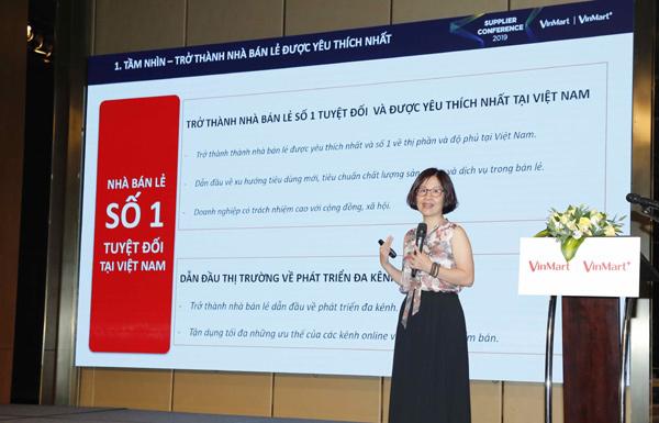 Sẽ có 10.000 siêu thị VinMart và VinMart+ năm 2025-2