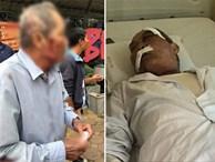 Gia cảnh khốn khó của cụ ông xe ôm 80 tuổi bị 'đồng nghiệp' đánh nhập viện vì giành chỗ đón khách