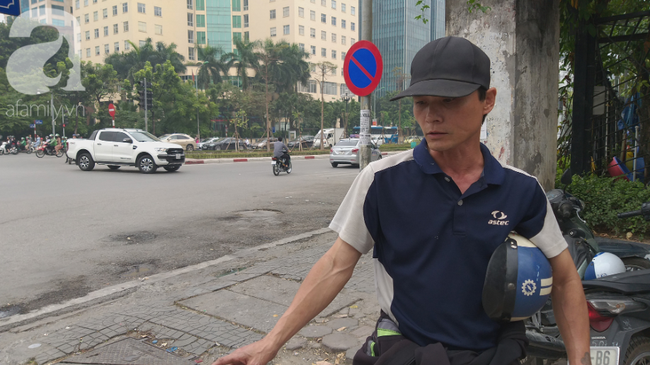 Gia cảnh khốn khó của cụ ông xe ôm 80 tuổi bị đồng nghiệp đánh nhập viện vì giành chỗ đón khách-2