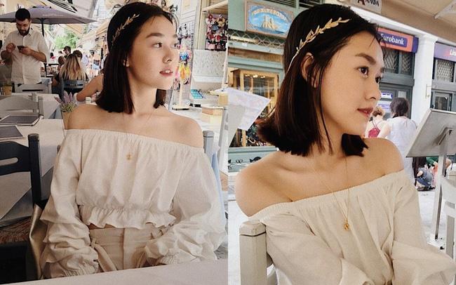 Từ hồi là nữ sinh trường PTTH Phan Đình Phùng, Tường San đã vô cùng nổi tiếng với nhan sắc xinh đẹp, nổi bật-12