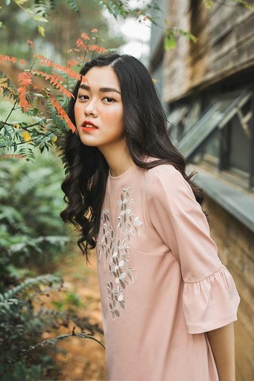 Từ hồi là nữ sinh trường PTTH Phan Đình Phùng, Tường San đã vô cùng nổi tiếng với nhan sắc xinh đẹp, nổi bật-14
