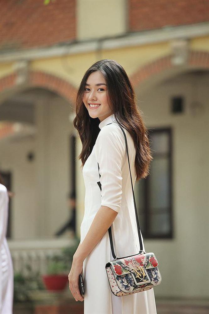 Từ hồi là nữ sinh trường PTTH Phan Đình Phùng, Tường San đã vô cùng nổi tiếng với nhan sắc xinh đẹp, nổi bật-3