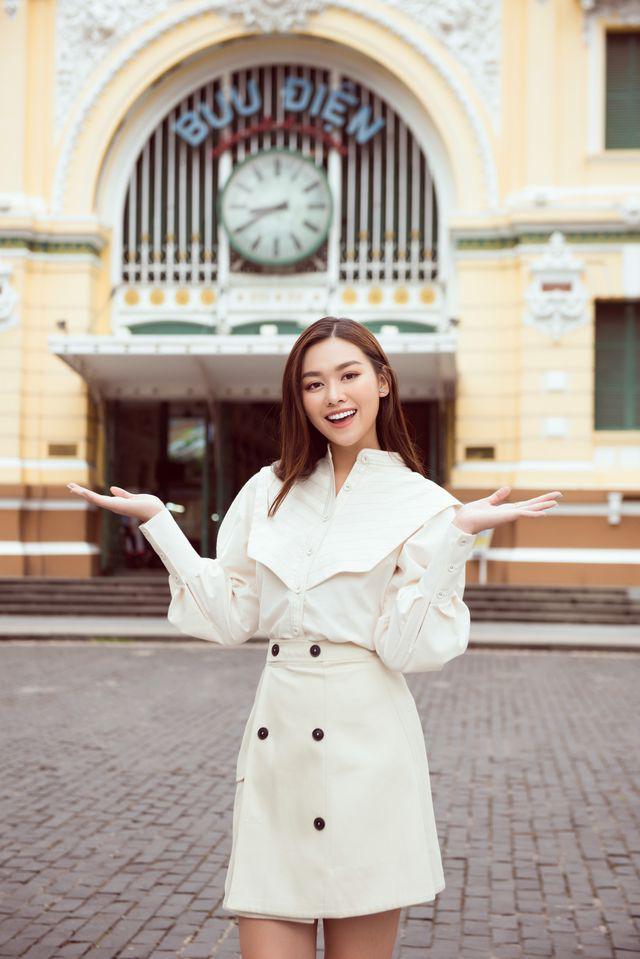 Từ hồi là nữ sinh trường PTTH Phan Đình Phùng, Tường San đã vô cùng nổi tiếng với nhan sắc xinh đẹp, nổi bật-9