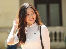 Từ hồi là nữ sinh trường PTTH Phan Đình Phùng, Tường San đã vô cùng nổi tiếng với nhan sắc xinh đẹp, nổi bật