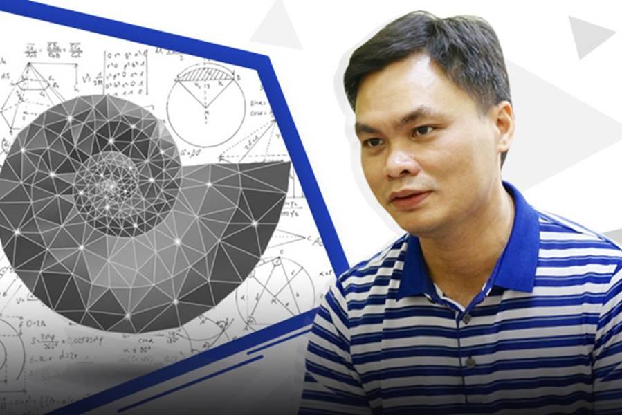 Tình yêu toán học của giáo sư trẻ nhất năm 2019-1