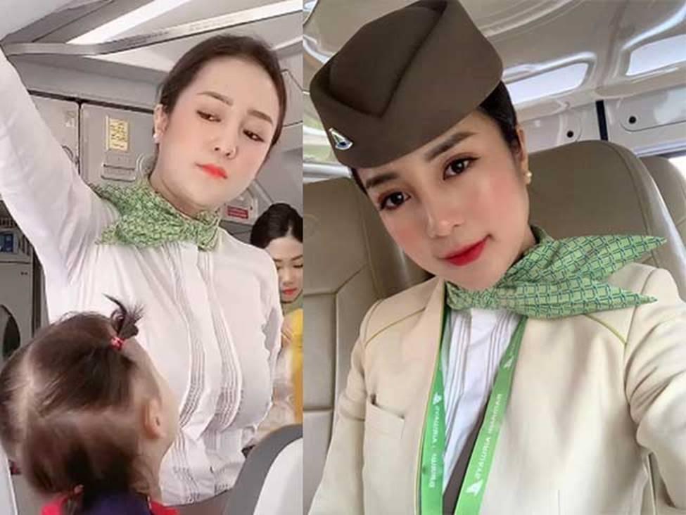 3 nữ tiếp viên hàng không Việt Nam xinh đẹp quá gợi cảm khi rời đồng phục bay-1