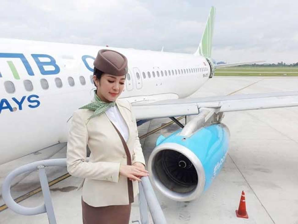 3 nữ tiếp viên hàng không Việt Nam xinh đẹp quá gợi cảm khi rời đồng phục bay-4