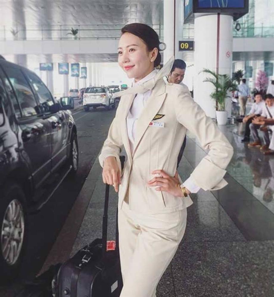3 nữ tiếp viên hàng không Việt Nam xinh đẹp quá gợi cảm khi rời đồng phục bay-17