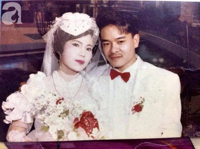 Chuyện tình của cặp đôi Hải Phòng ngầu như diễn viên Hong Kong 26 năm trước: Lời nói dối của người đàn ông siêu ghen thành công cưới cô gái trong mơ về nhà-1