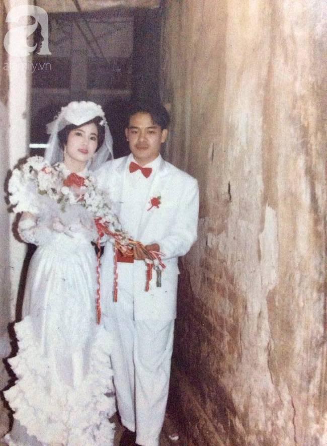 Chuyện tình của cặp đôi Hải Phòng ngầu như diễn viên Hong Kong 26 năm trước: Lời nói dối của người đàn ông siêu ghen thành công cưới cô gái trong mơ về nhà-2
