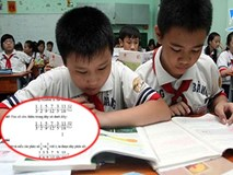 Nếu làm được bài toán lớp 5 trong kỳ thi học sinh giỏi này thì xin chúc mừng, IQ của bạn
