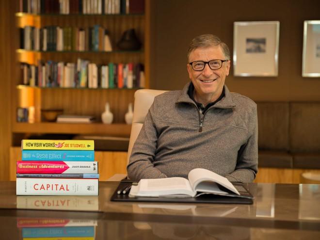 Không làm 6 điều nhỏ nhặt này, đừng mong giàu như Bill Gates-1