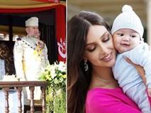 Cựu vương Malaysia lần đầu xuất hiện công khai trước công chúng sau lùm xùm không nhận con và hành động thách thức của người đẹp Nga