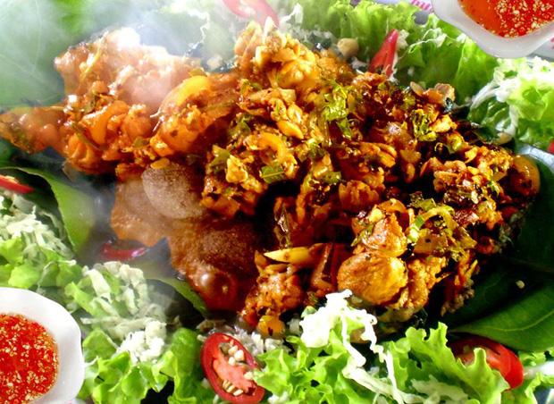 Sỏi mầm - món ăn với cái tên độc nhất vô nhị ít người biết ở vùng sông nước Hậu Giang-2