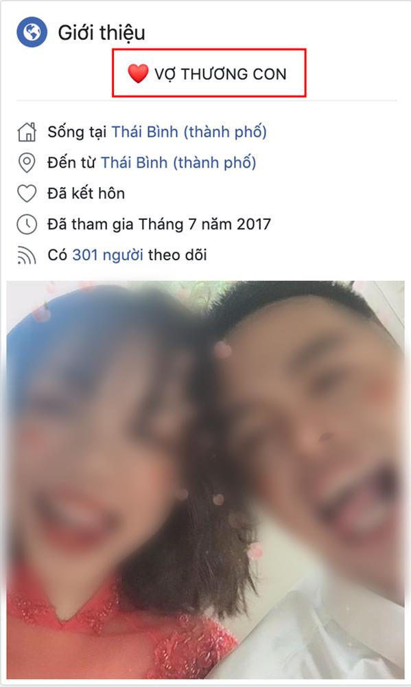 Trước khi ra tay giết hại rồi đốt xác vợ ngay tại nhà, gã chồng từng đăng trên Facebook dòng chữ Yêu vợ thương con-1