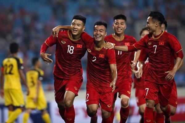K+ phát sóng toàn bộ trận đấu của tuyển Việt Nam ở SEA Games 2019-2
