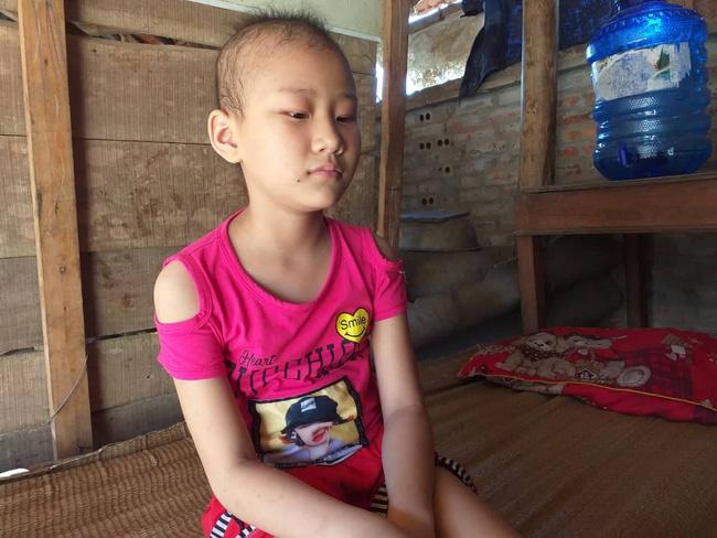 Người phụ nữ tuyệt vọng rao bán thận kiếm tiền chữa bệnh ung thư máu cho con gái 10 tuổi-2