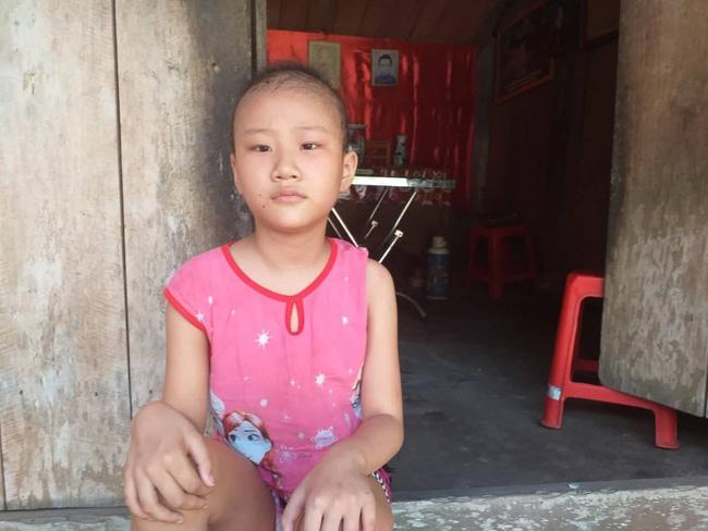 Người phụ nữ tuyệt vọng rao bán thận kiếm tiền chữa bệnh ung thư máu cho con gái 10 tuổi-5