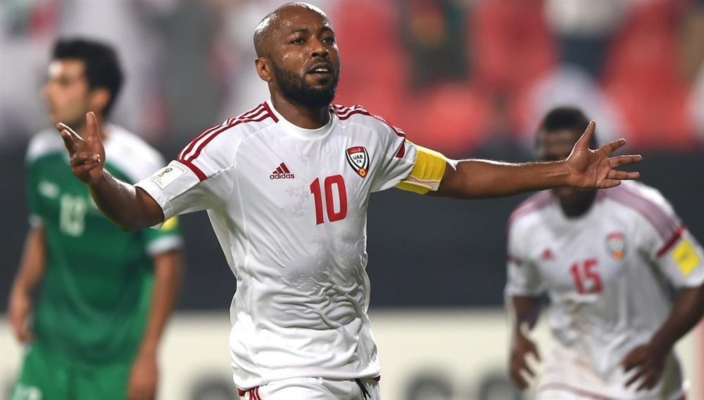 Khi khát khao Việt Nam là giấc mơ của bóng đá UAE-1