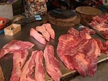Khủng khiếp giá thịt lợn tại chợ, đắt hơn cả thịt bò Mỹ