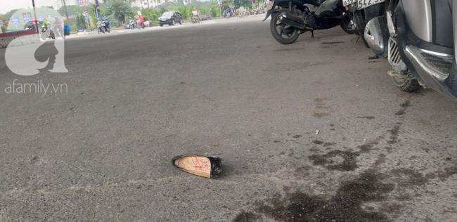 Vụ chồng chém vợ giữa phố ở Hà Nội: Người đàn ông khai bị cắm sừng-1