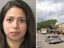 Nữ giáo viên 23 tuổi dụ dỗ nam sinh 16 tuổi về nhà để ép quan hệ tình dục và tin nhắn đầy ám ảnh của nạn nhân