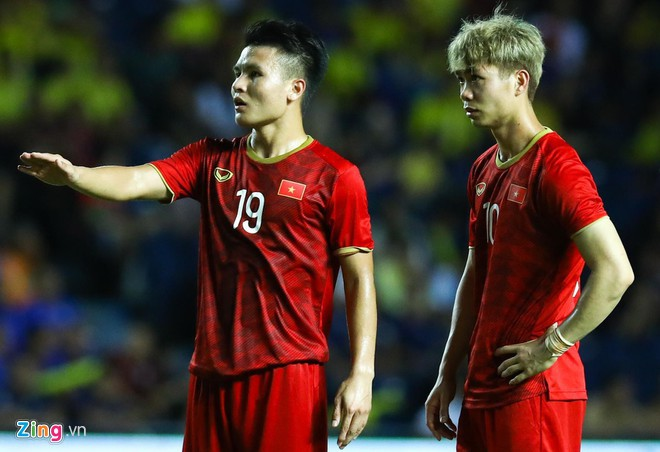 Tuyển Việt Nam vs UAE: Công Phượng tiếp tục dự bị-5