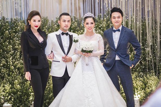 Lộ diện full bộ 5 nghệ sĩ khách mời tại đám cưới Bảo Thy: Ngô Kiến Huy, Thúy Ngân và dàn sao cực thân từ mới vào nghề-8