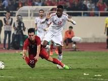 Việt Nam vs  UAE: Bàn thắng đẳng cấp của Tiến Linh