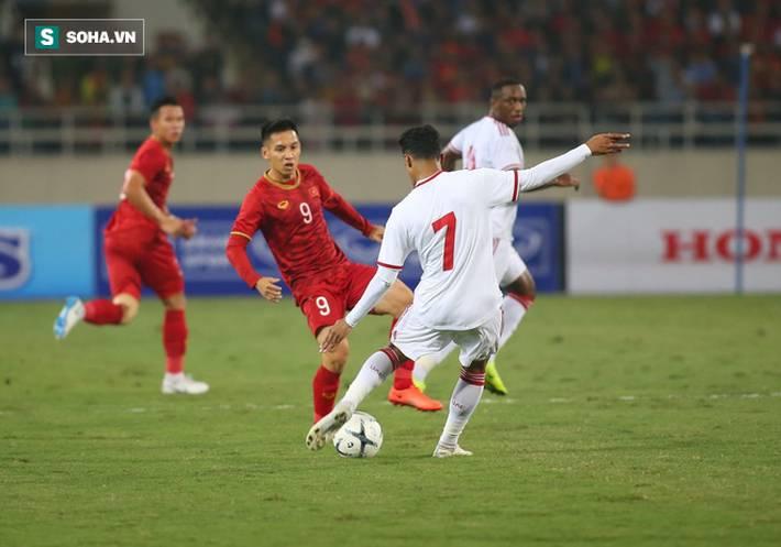 Thầy Park quật ngã UAE, nhận niềm vui nhân đôi để mở toang cánh cửa vào vòng 3 World Cup-2