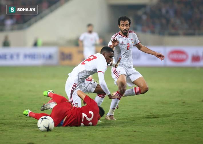 Thầy Park quật ngã UAE, nhận niềm vui nhân đôi để mở toang cánh cửa vào vòng 3 World Cup-5