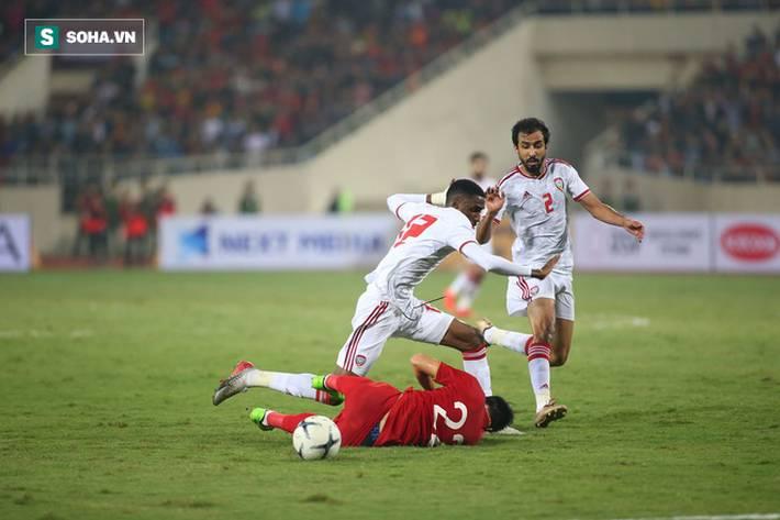 Thầy Park quật ngã UAE, nhận niềm vui nhân đôi để mở toang cánh cửa vào vòng 3 World Cup-6