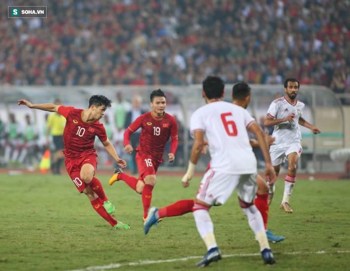 Thầy Park quật ngã UAE, nhận niềm vui nhân đôi để mở toang cánh cửa vào vòng 3 World Cup-12