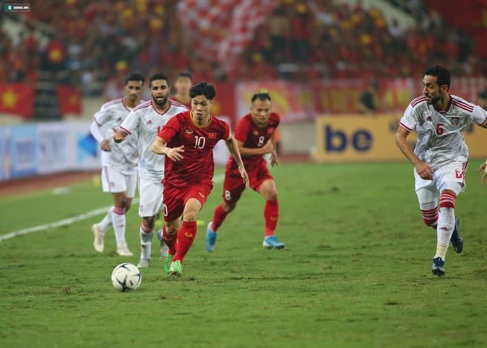 Thầy Park quật ngã UAE, nhận niềm vui nhân đôi để mở toang cánh cửa vào vòng 3 World Cup-14