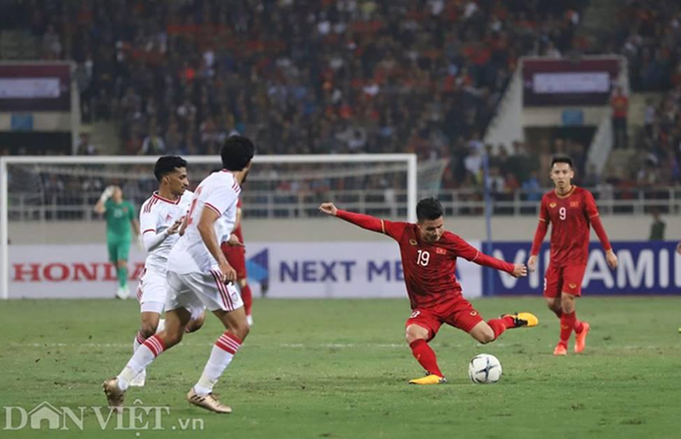 Ảnh: Tiến Linh tỏa sáng, tạo 2 bước ngoặt đưa Việt Nam thắng UAE-2
