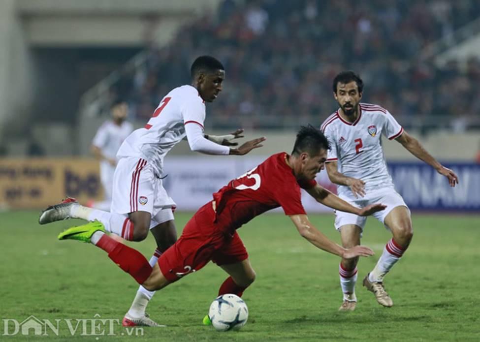 Ảnh: Tiến Linh tỏa sáng, tạo 2 bước ngoặt đưa Việt Nam thắng UAE-3